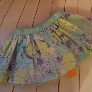 NWT Gymboree Pool Party Skirt 12-18 months